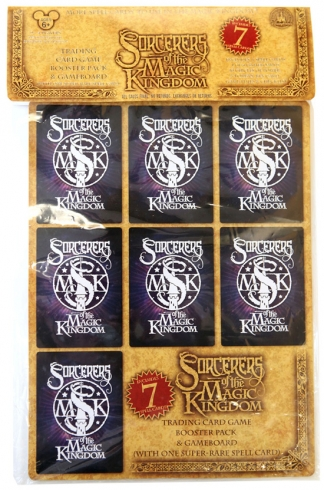 Sorcerers of the Magic Kingdom trading card game