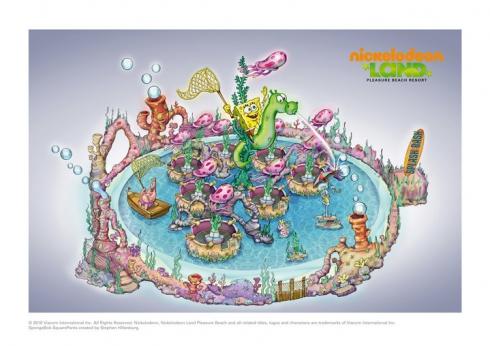 SpongeBob's Splash Bash