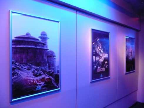 Star Tours posters