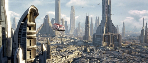 Star Tours Coruscant image