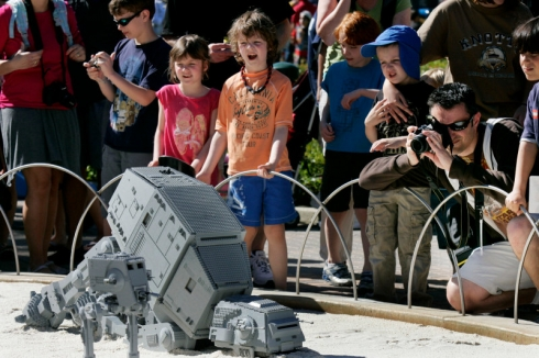 Star Wars Miniland 1