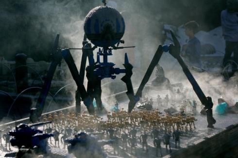 Star Wars Miniland 3