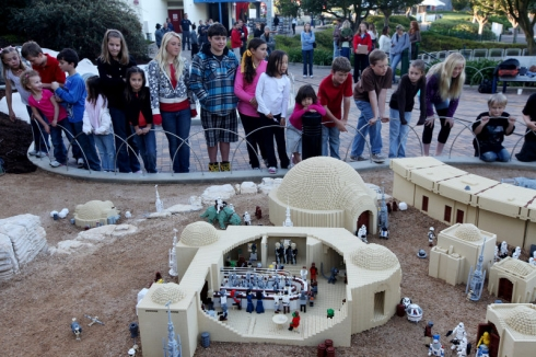 Star Wars Miniland 4