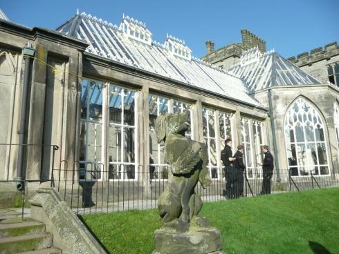 Alton Towers Garden Conservatory
