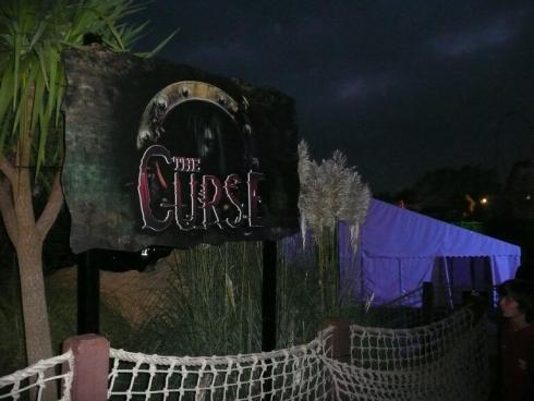 The Curse entrance