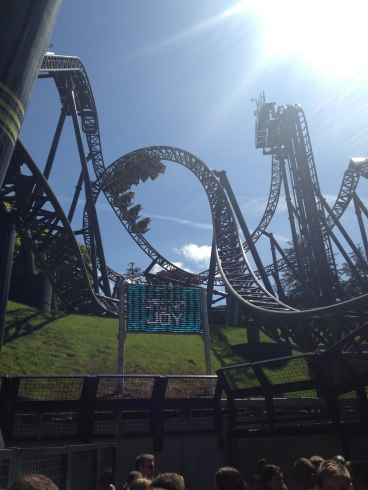 The Smiler circuit (2)