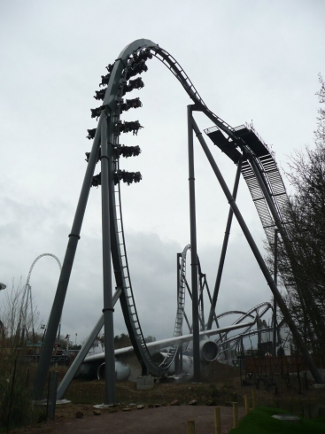 The Swarm first drop