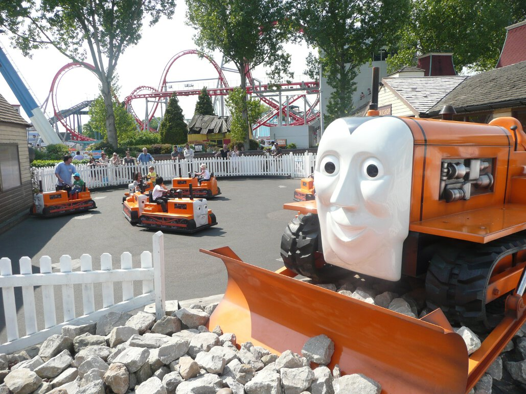 Thomas Land at Drayton Manor (5)