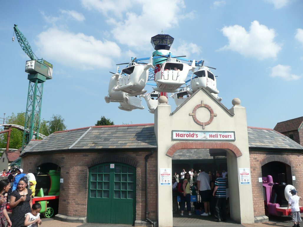 Thomas Land at Drayton Manor (6)