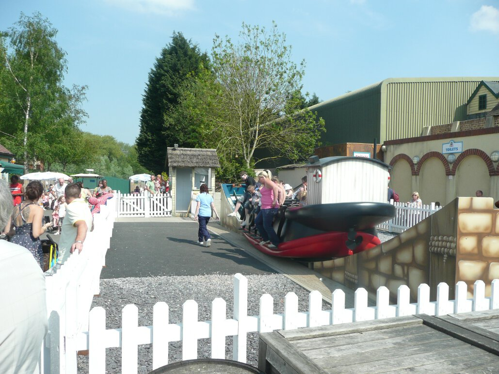 Thomas Land at Drayton Manor (7)