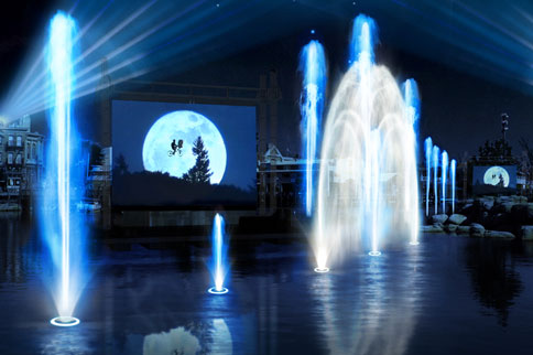 Universal's Cinematic Spectacular concept art (2)