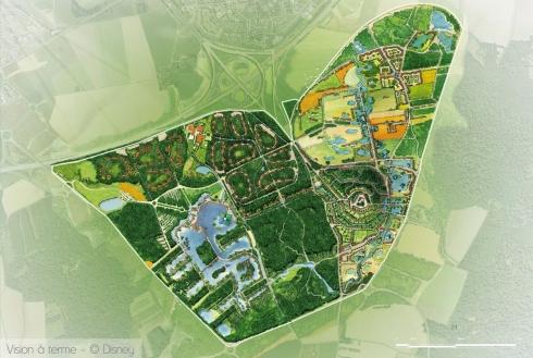 Villages Nature plans