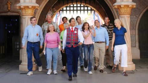 Walk in Walt's Disneyland Footsteps tour