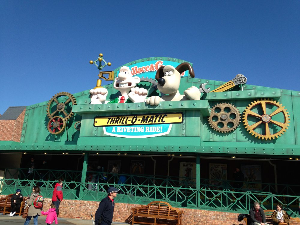 Wallace and Gromit's Thrill-O-Matic (1)