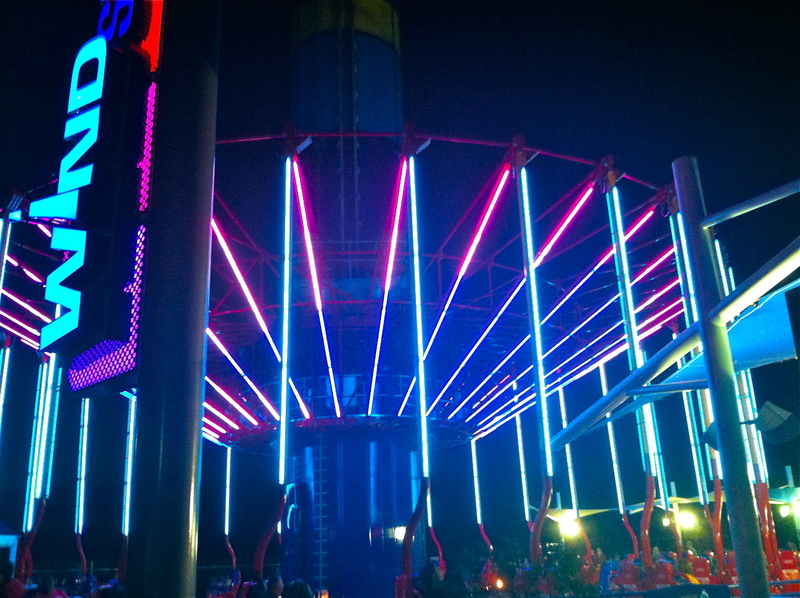 WindSeeker at Cedar Point (1)