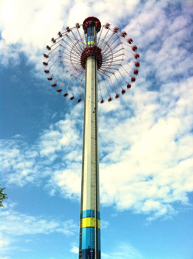WindSeeker at Cedar Point (3)
