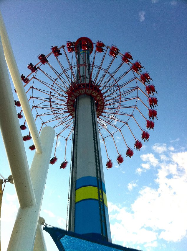 WindSeeker at Cedar Point (6)