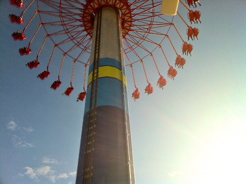 WindSeeker at Cedar Point (8)