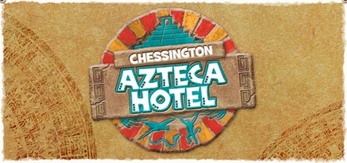 The new hotel at Chessington for 2014.