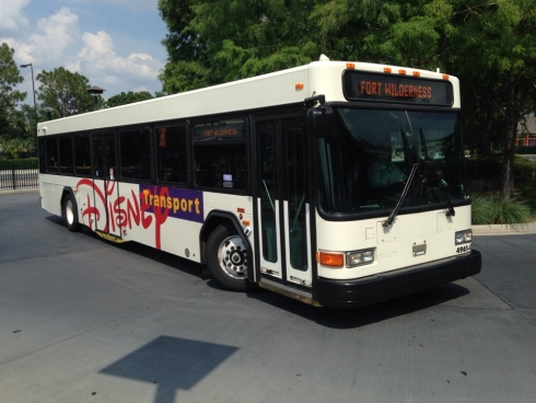The 5 Forms Of Walt Disney World Transportation And How To Choose The Best Page 1