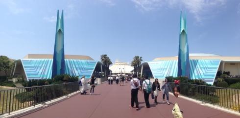Tokyo Disneyland Tomorrowland