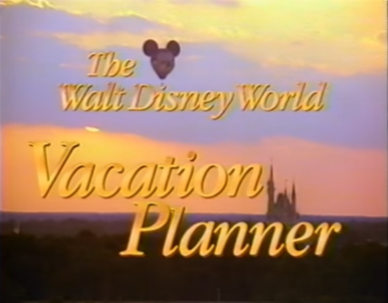 Vacation Planner title card