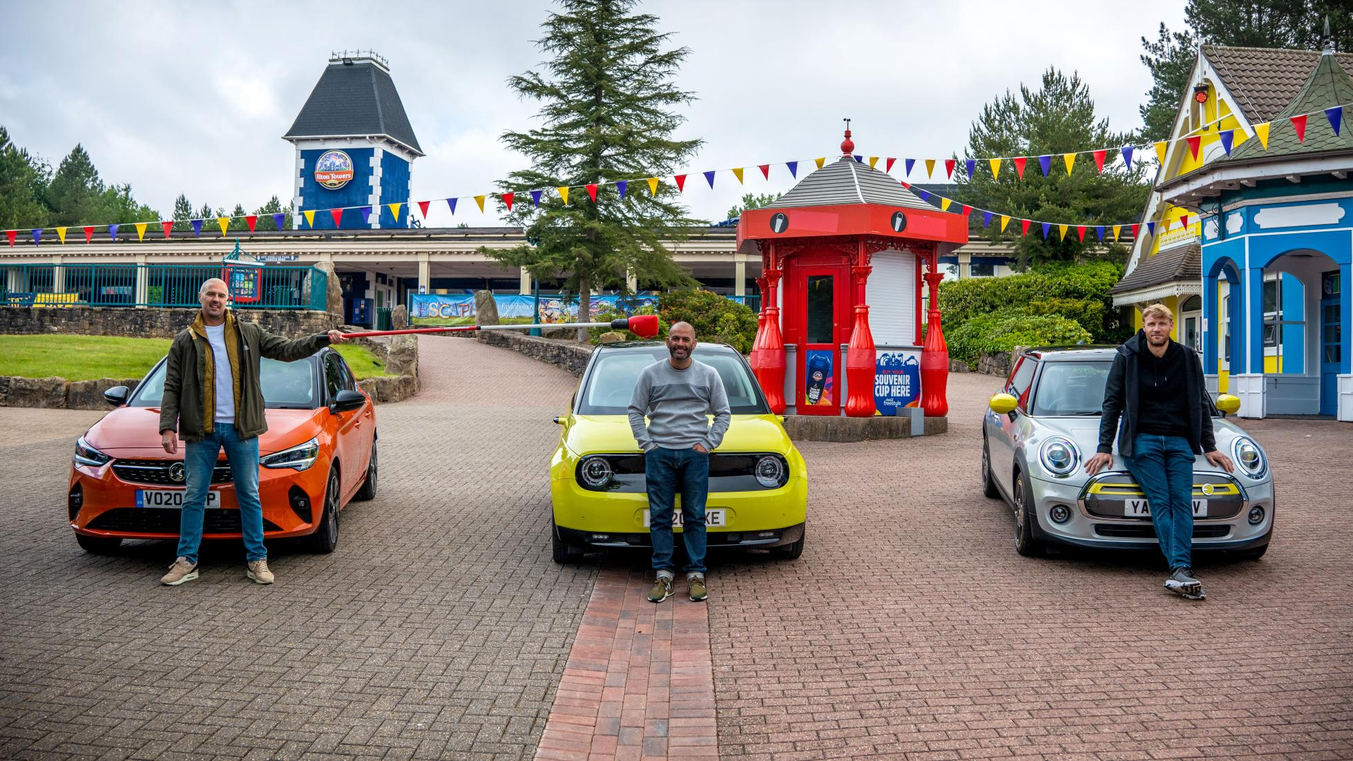 Alton Towers Top Gear, Merlin Entertainments