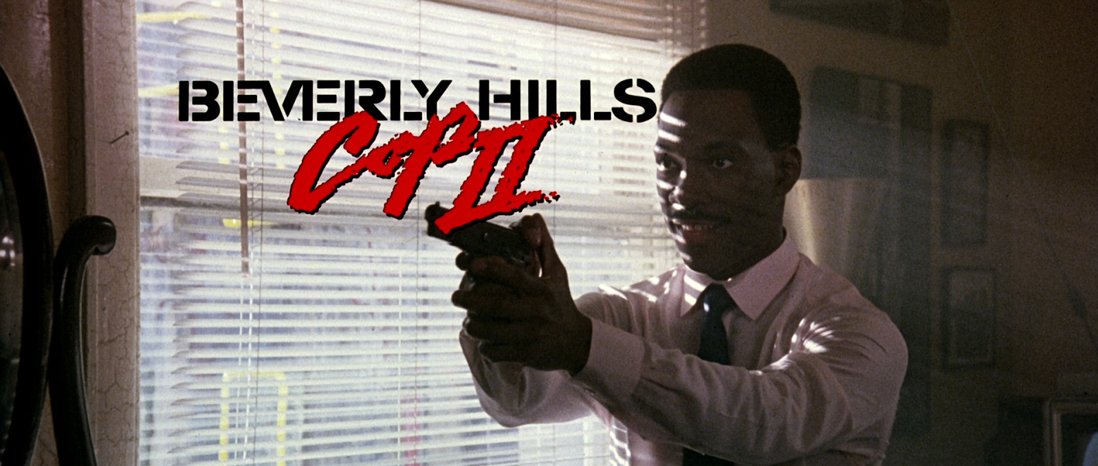 Beverly Hills Cop 2 Title Card