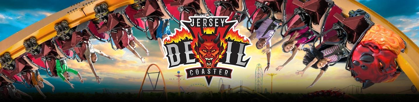 Jersey Devil Coaster, Six Flags Great Adventure