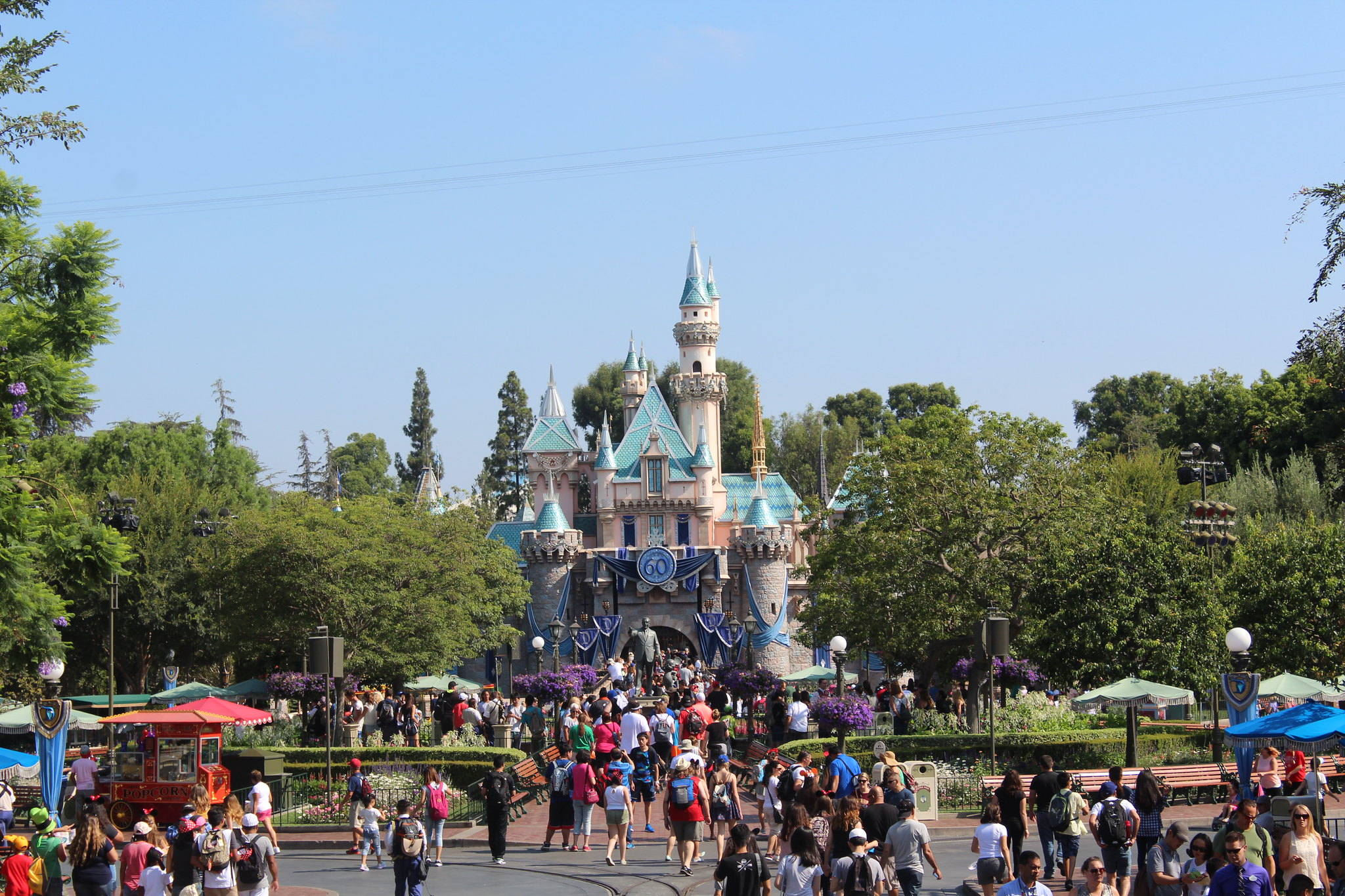 Disneyland, Main Street USA