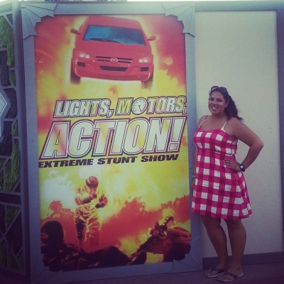 Lights, Motors, Action! Poster
