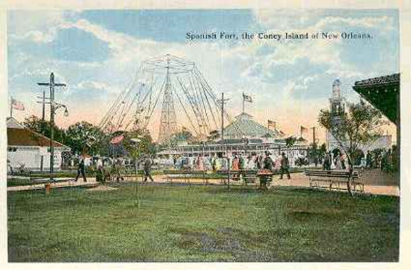 Coney Island of New Orleans