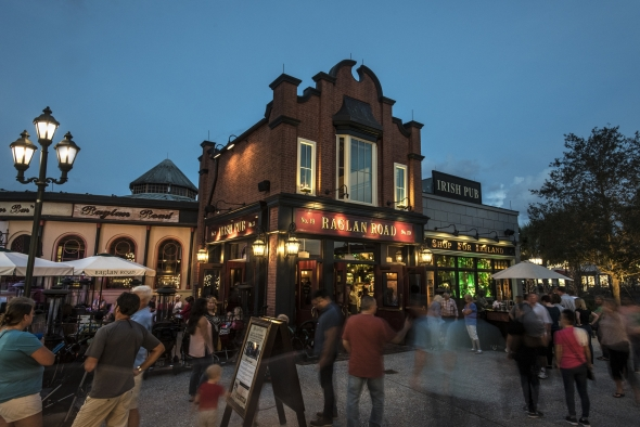 Raglan Road Pub at Disney Springs