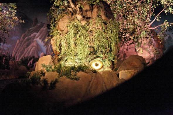 Moss covered troll in Maelstrom