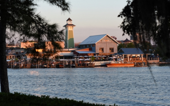 The Boathouse, Disney Springs