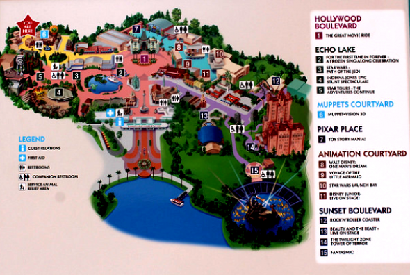 Disney's Hollywood Studios is Vanishing in Front of Our Very ... on disney animal kingdom map, disney parks characters, magic kingdom map, disney epcot map, disney wide world of sports map, walt disney world map, universal studios florida map, espn wide world of sports complex map, disney star wars map, disney channel map, disney magic kingdom, disney maps 2015, disney mgm studios, blizzard beach map, art of animation resort map, downtown disney map, disney resort map, disney mgm map, disney park 2015, epcot center map,