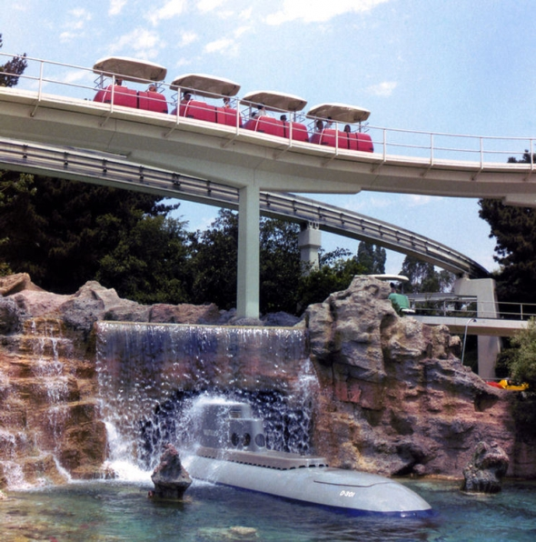 PeopleMover and submarines