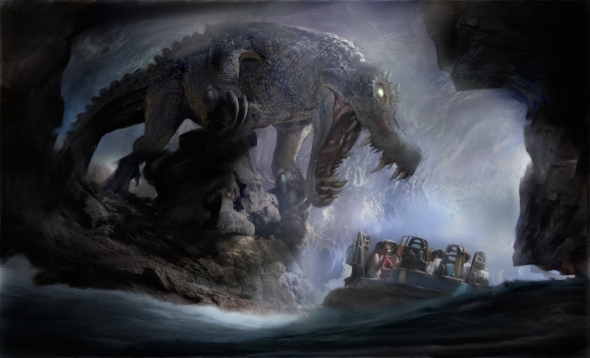 Roaring Rapids artwork