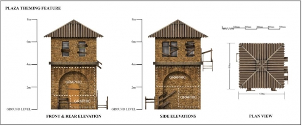 Project Whitechapel theming