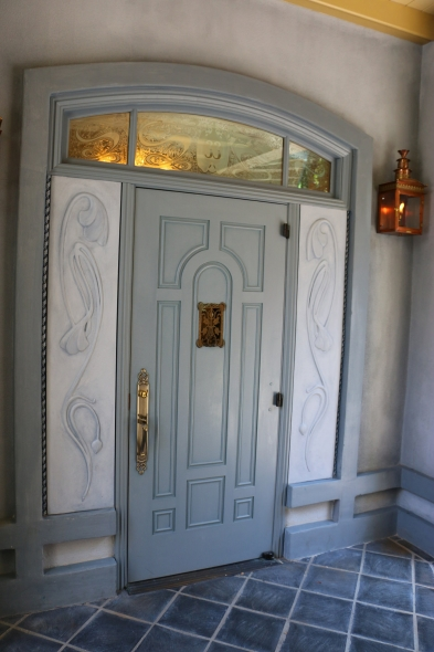 Club 33 updated entrance