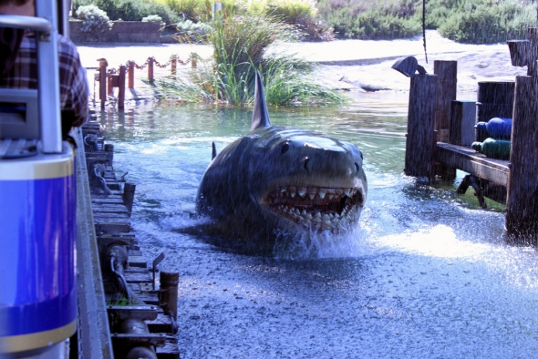 Jaws at Universal Studios Hollywood