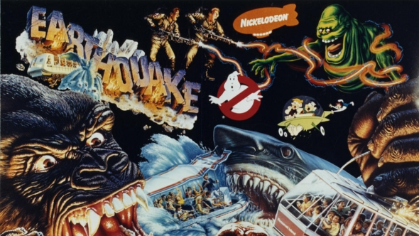 Universal Studios Florida poster