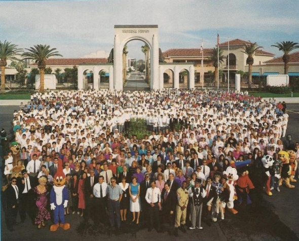 Universal Studios Florida opening day