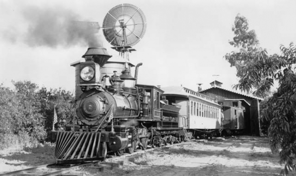 Grizzly Flats Railroad