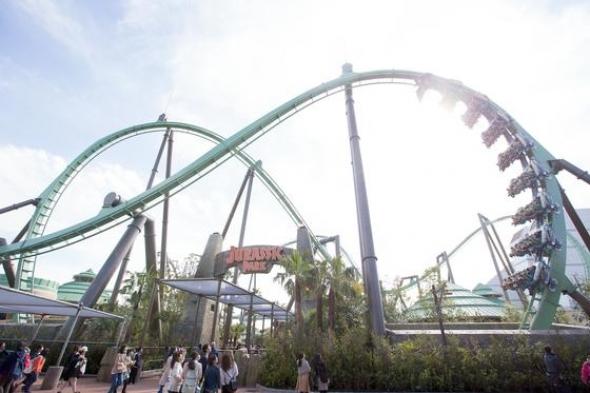 The Flying Dinosaur track