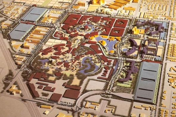New Disneyland Resort plans
