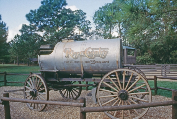 River Country water wagon