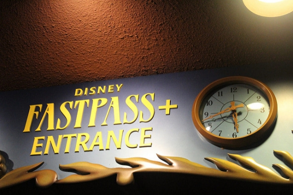 FastPass Entrance