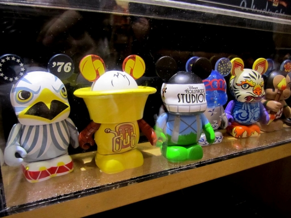 Vinylmation Characters