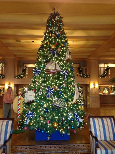 Yacht Club Tree
